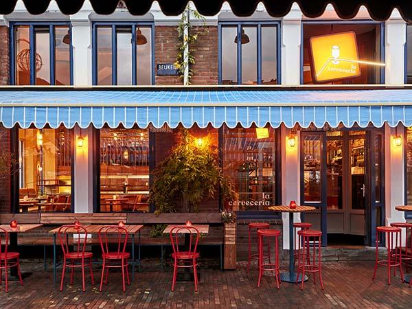 La Cervecería Amsterdam, Amsterdam East Spanish Inspired Bar