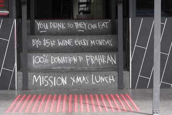 Ladro, Melbourne