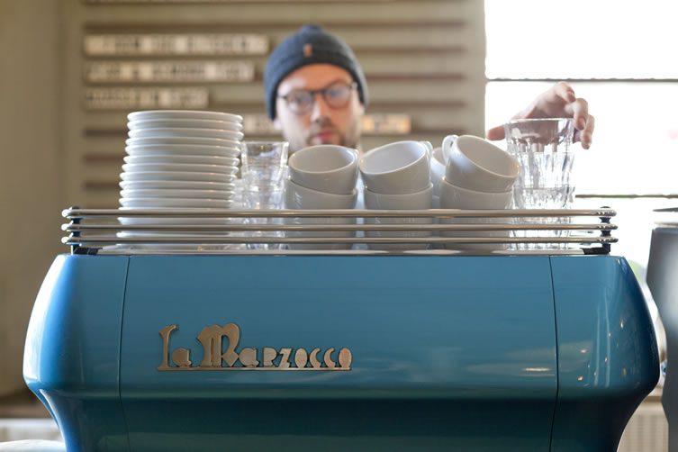 Coffee at La Esquina