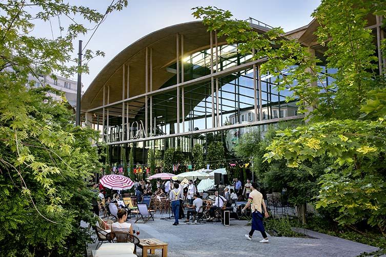 La Felicità Paris, Big Mama Group Food Market 13th arrondissement