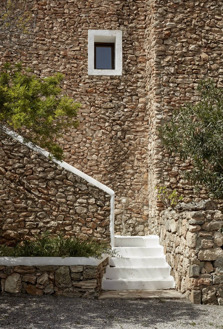 La Granja Ibiza, Design Hotels Project
