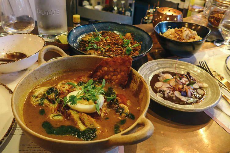 Lahpet London Burmese Restaurant, Shoreditch