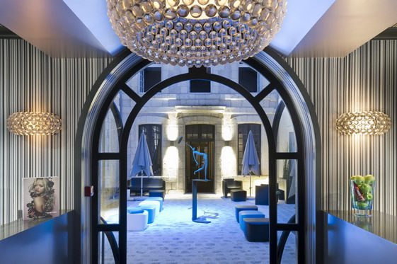 La Monnaie Art & Spa Hotel