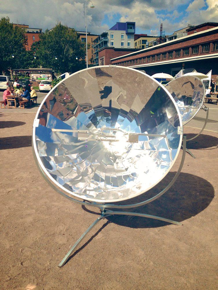 Lapin Kulta Solar Kitchen Restaurant