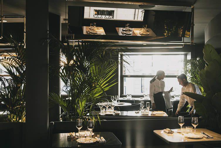 La Primera Madrid Restaurant