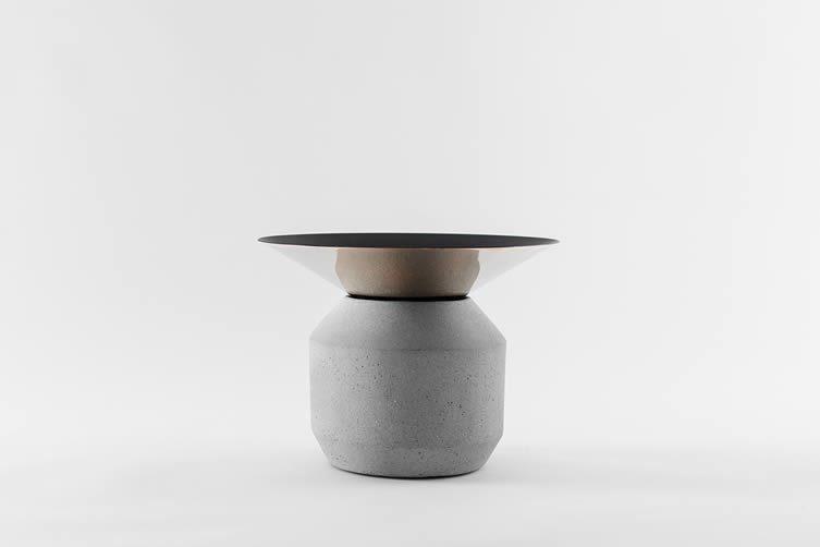 LaSelva and Iván Zúñiga Concrete Collection for Más