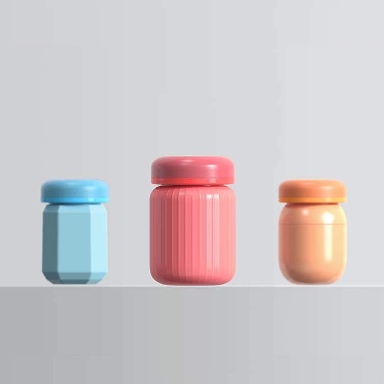 The Sweety Candy Jar by Yi Qi and Chen Xuanzuo is Winner in Art Materials, Stationery Supplies and Gift Items Design Category, 2019 - 2020.