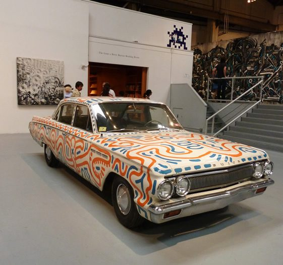 Art In The Streets at MOCA, Los Angeles