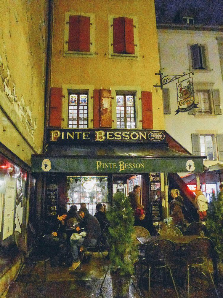 Pinte Besson