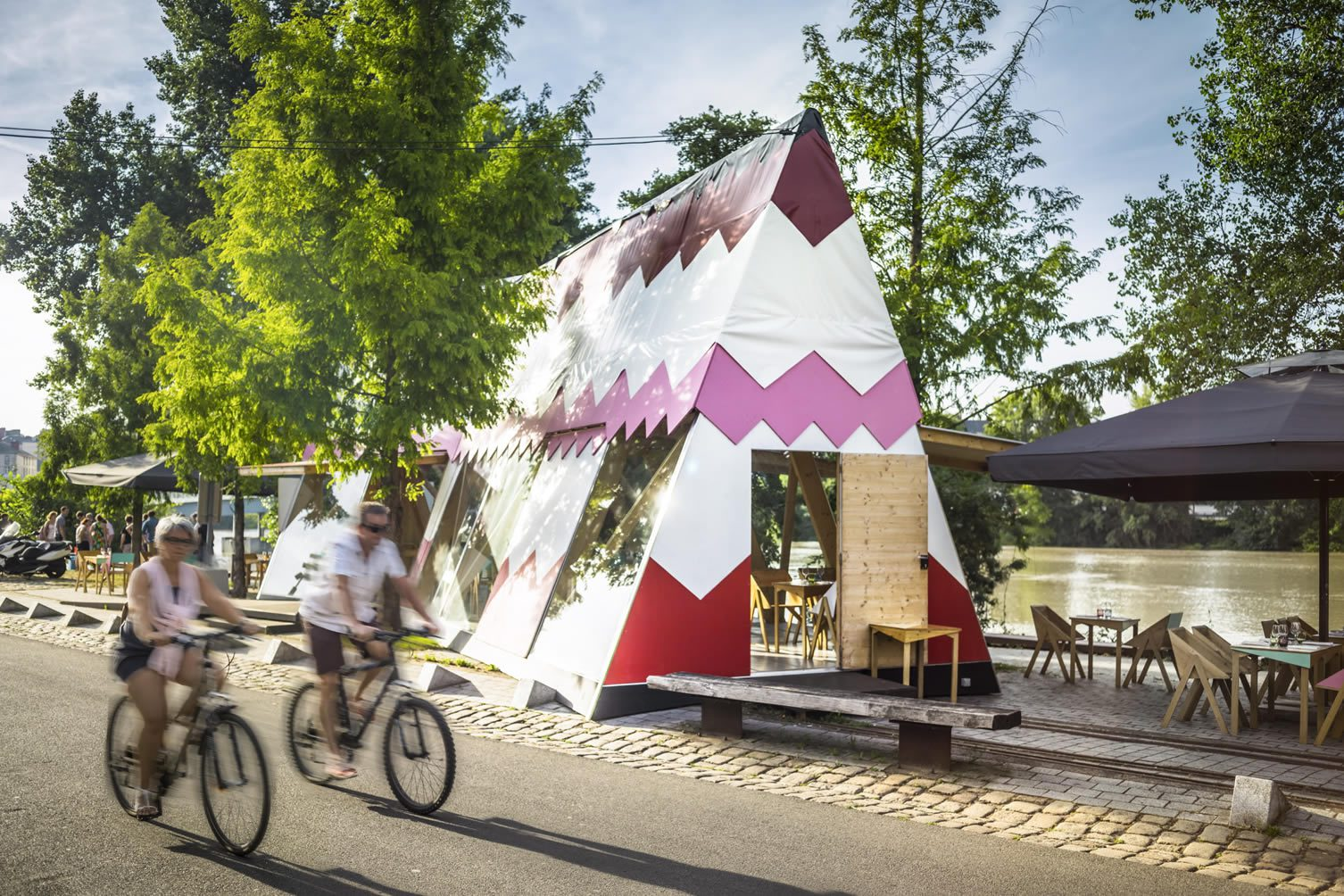 Le Voyage A Nantes 2016 Installations And Public Art
