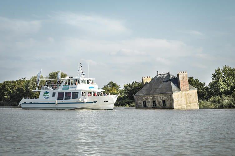 Croisière Estuaire Nantes