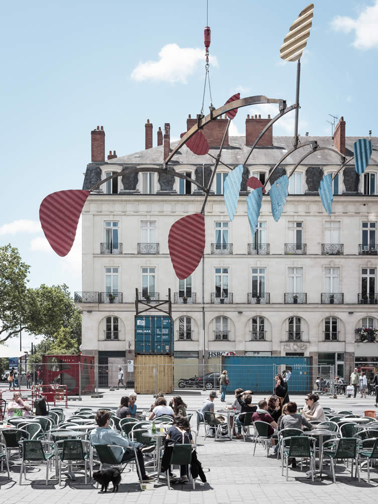 le voyage nantes 2016 installations and public art. Black Bedroom Furniture Sets. Home Design Ideas