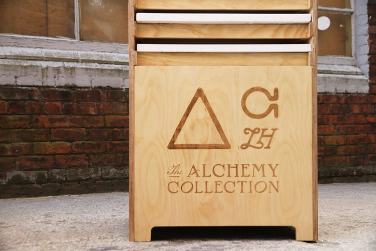 The Alchemy Collection, Lazerian