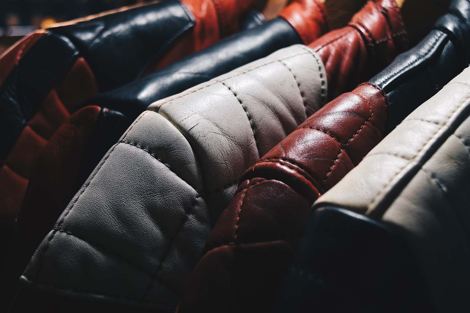 Bring Out The Best Version of Yourself with Nine Leather Jacket Styles