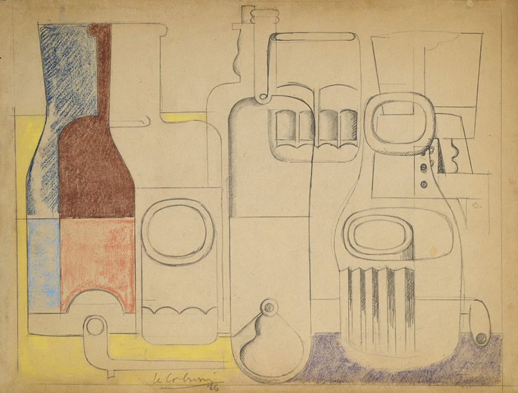 Le Corbusier: Panorama of a Lifetime's Work