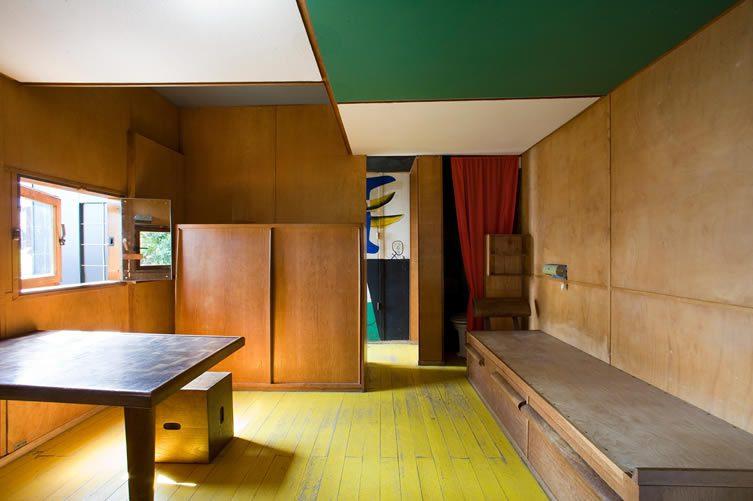 Cabanon de Le Corbusier, Roquebrune-Cap-Martin