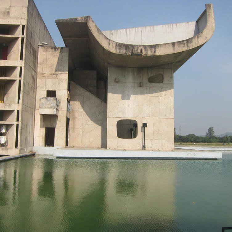 Complexe du Capitole, Chandigarh