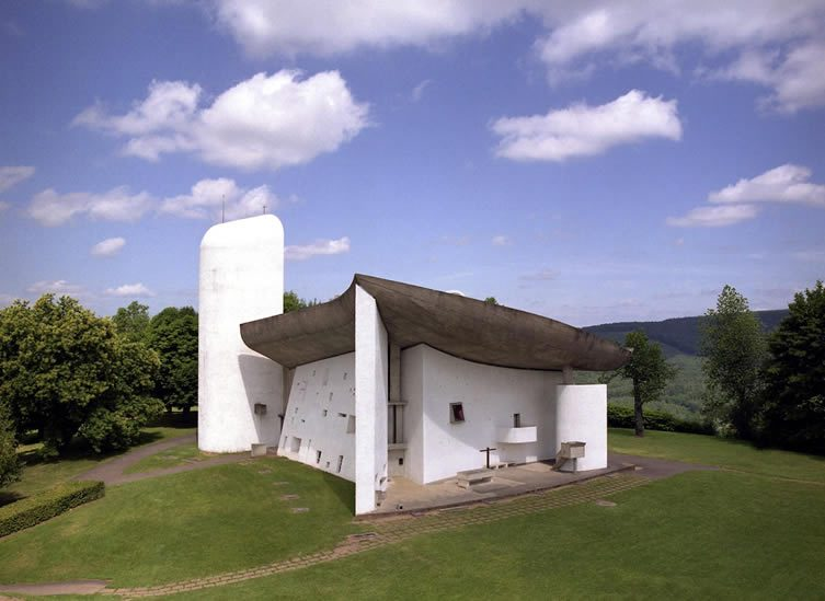 Chapelle Notre-Dame-du-Haut, Ronchamp