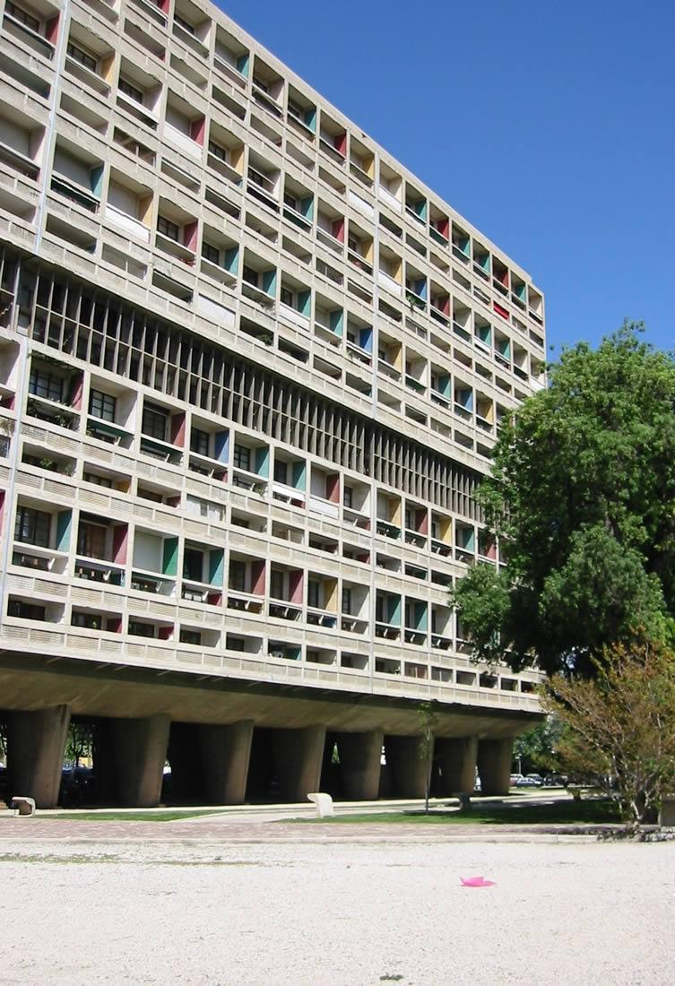Unité d'habitation, Marseille