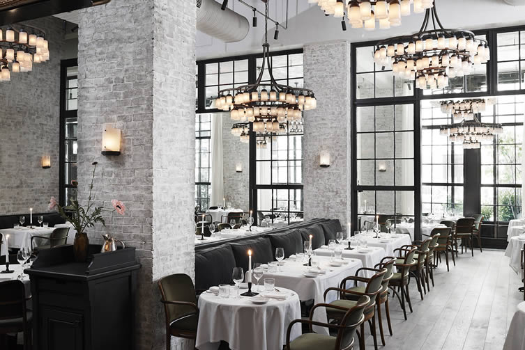 Le Coucou SoHo, Lafayette Street New York: Stephen Starr Restaurant