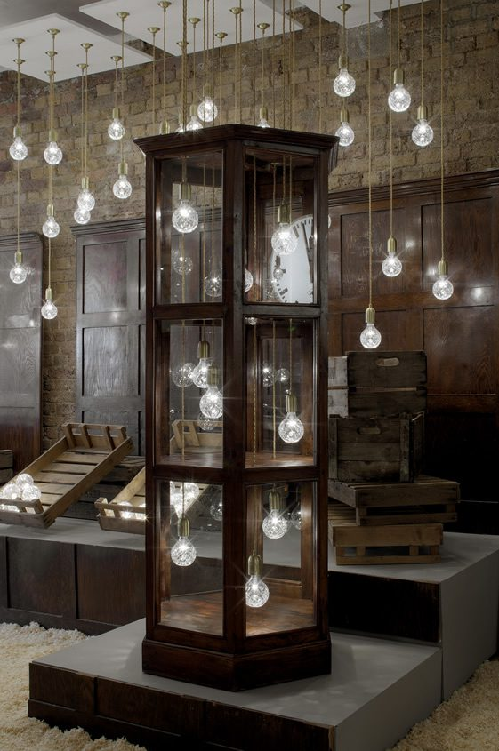 Lee Broom's Crystal Bulb Shop