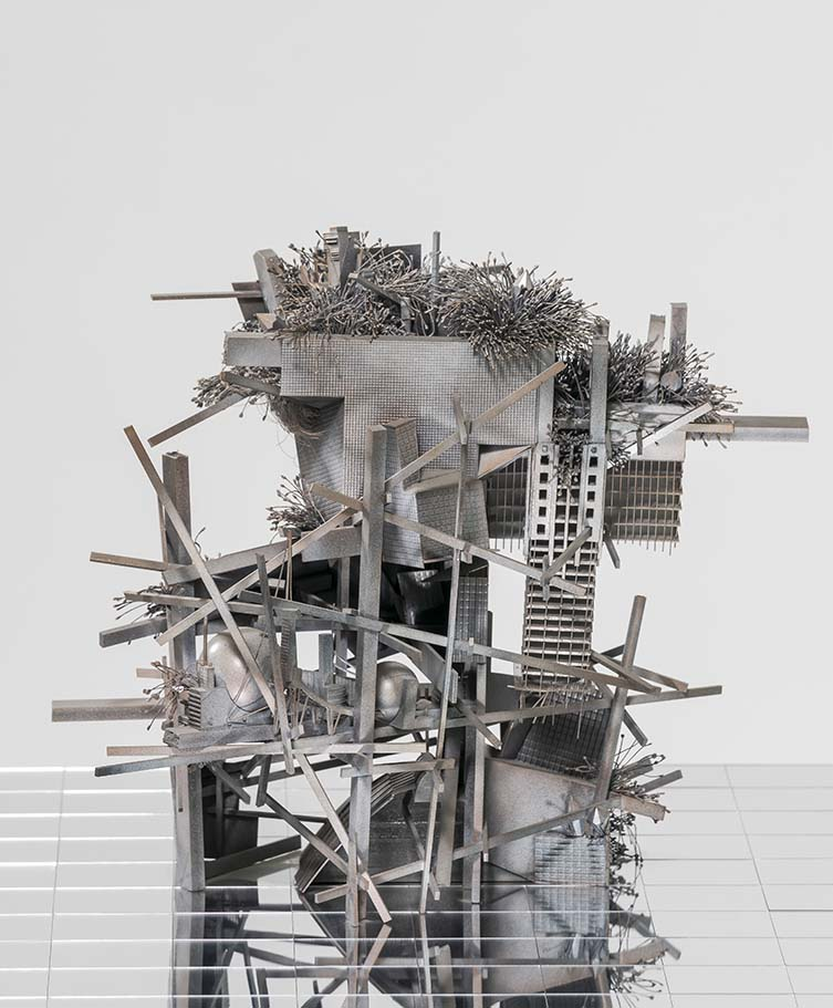 Untitled (Buried memory tableau), 2008