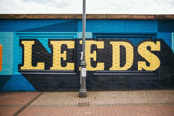 Leeds Creative City Guide