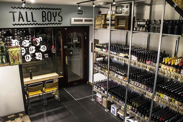 Tall Boys Beer Market