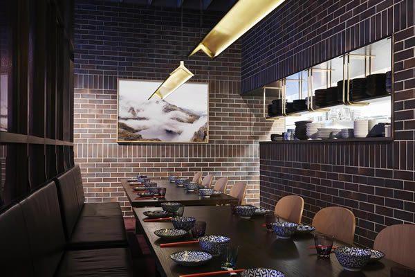 Lee ho fook melbourne flinders lane for Asian cuisine melbourne