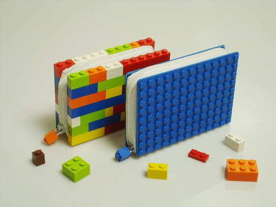 ColorByNumbers Lego Wallets