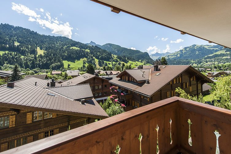 Le Grand Bellevue — Gstaad, Switzerland