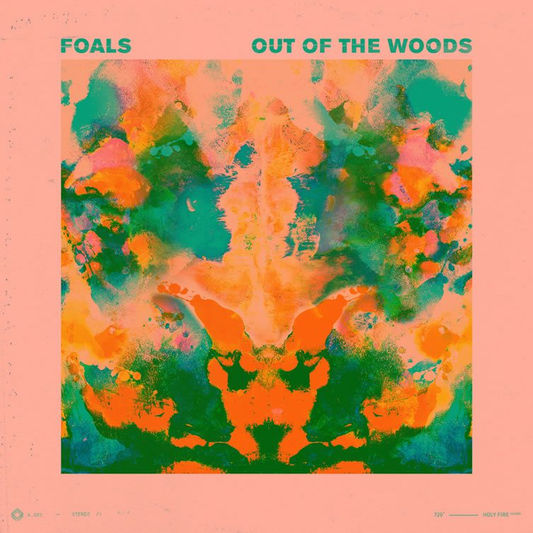 Foals, Out Of The Woods