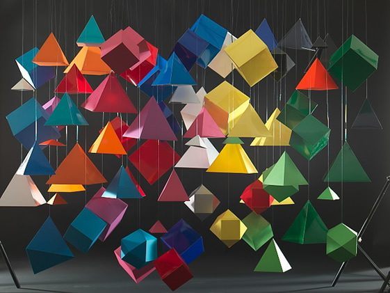 Lenancker Romain's Paper Installations