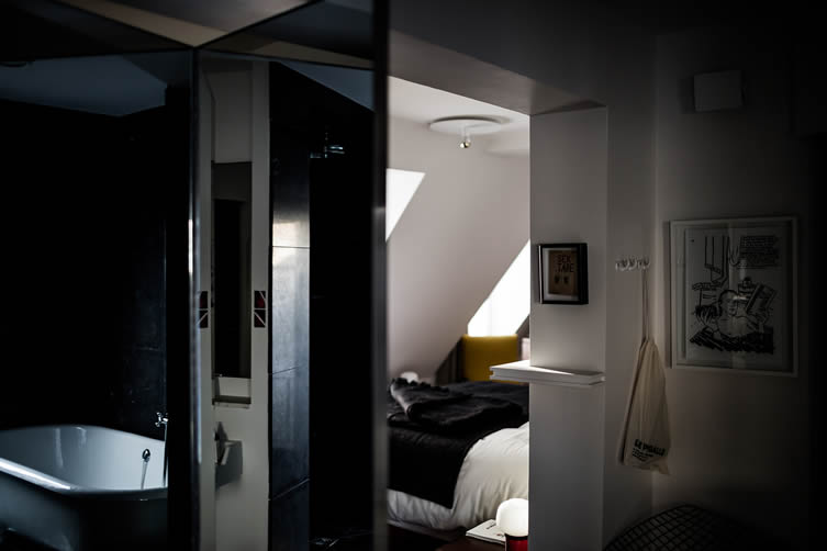 9th Arrondissement Design Hotel Pigalle