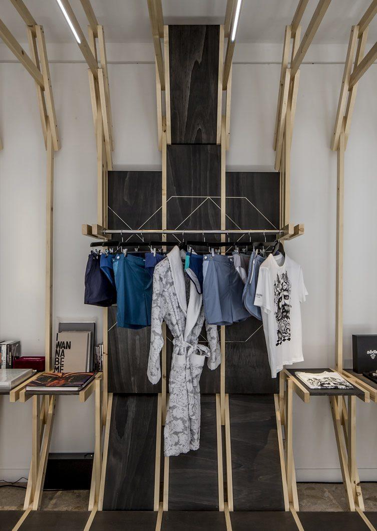 La Boutique at Les Bains, Paris