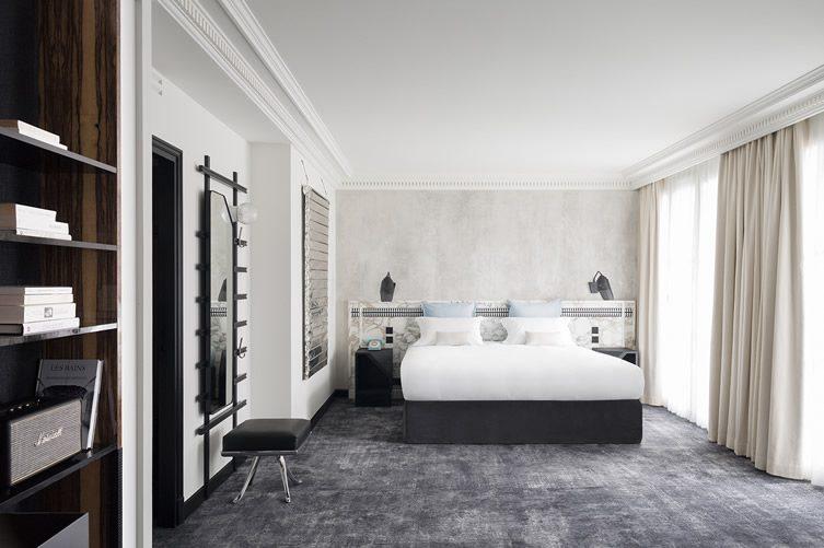 Les bains hotel paris for Hotel les bains paris