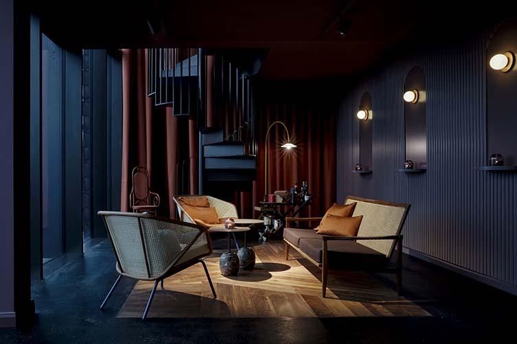Lindley Lindenberg Frankfurt Design Hotel