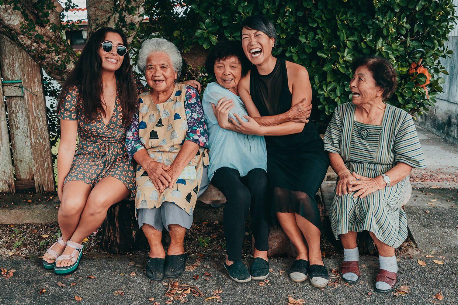 Be. Okinawa. Life, by Okinawa: A Natural Beauty Video