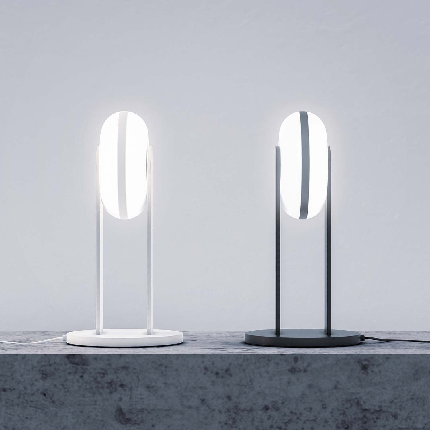 Donut Lamp by Xingchen Pan is Winner in Lighting Products and Lighting Projects Design Category, 2020 - 2021.