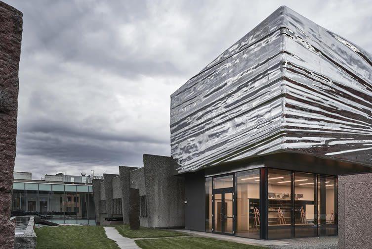 Lillehammer Cinema Architecture