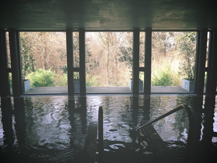 Lime Wood Hotel — Hampshire