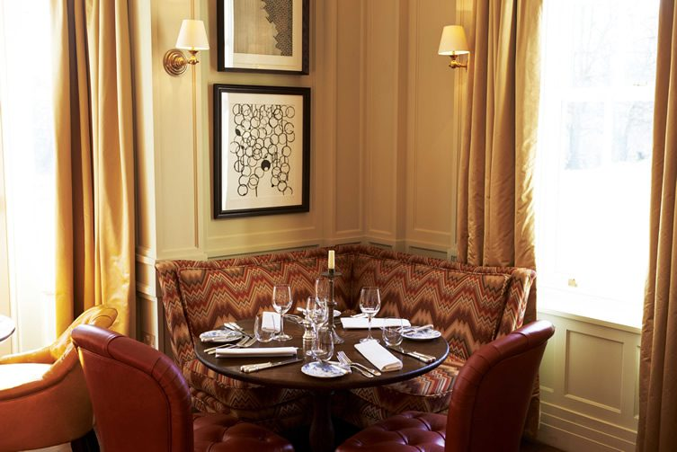 Hartnett Holder & Co at Limewood Hotel, Hampshire