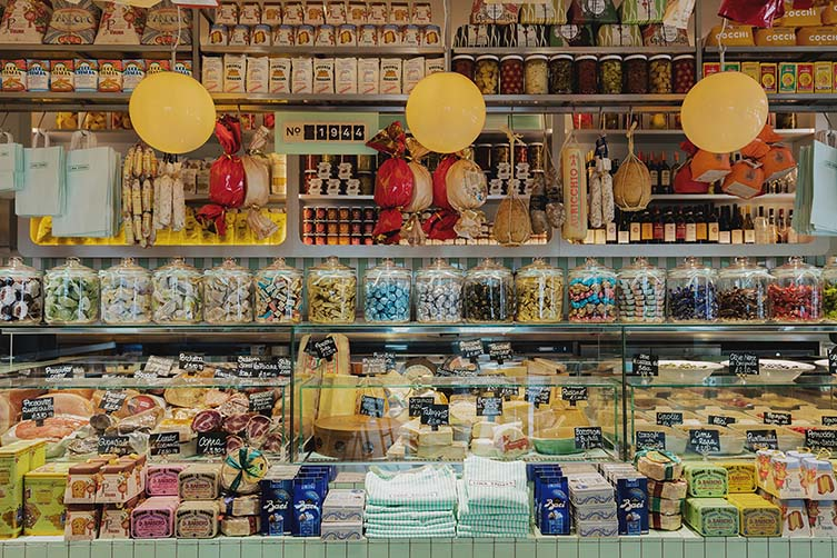 Lina Stores King's Cross, Italian Delicatessen and Restaurant Marks 75th Birthday