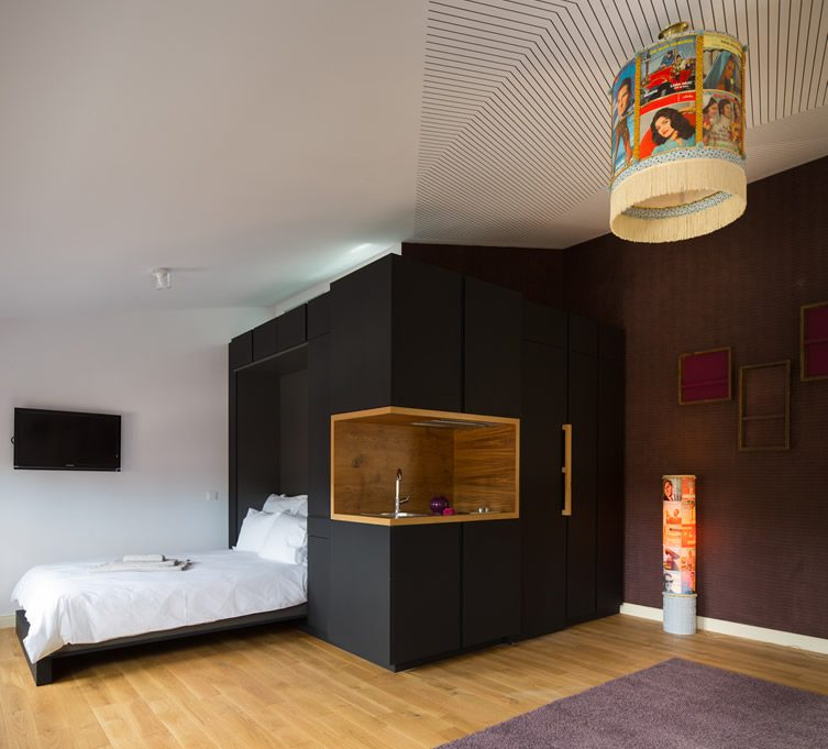The Lindenberg Hotel — Frankfurt