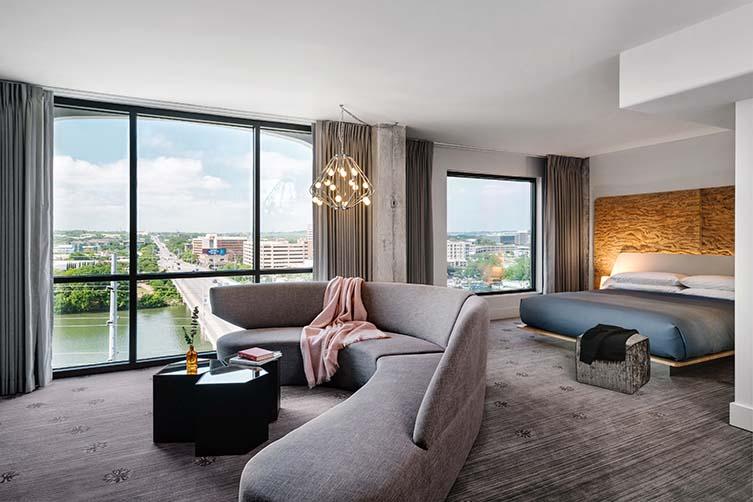The LINE Austin New Suites