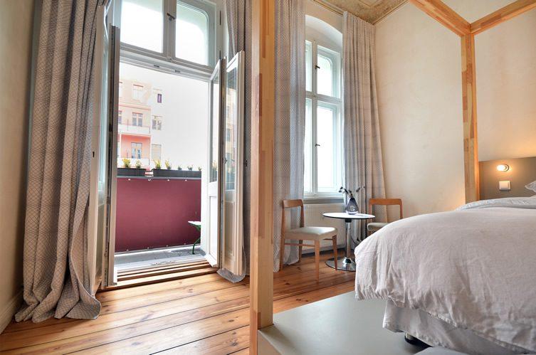 Linnen Bed & Breakfast, Berlin