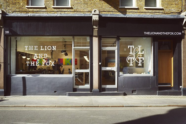 The Lion & The Fox Clerkenwell, London