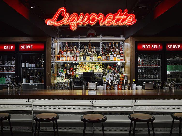 GENUINE Liquorette, New York