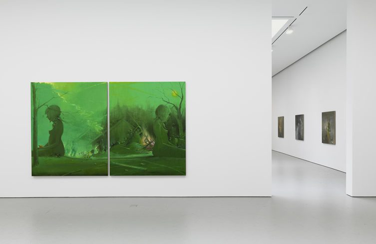 Lisa Yuskavage at David Zwirner, New York