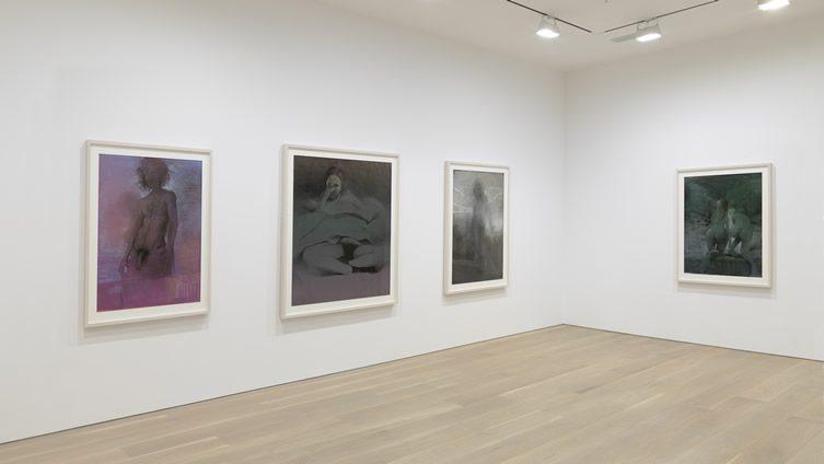 Lisa Yuskavage at David Zwirner, New York